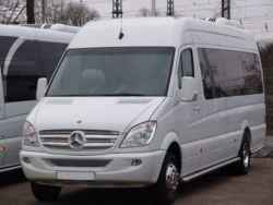 Mercedes Sprinter Luxus